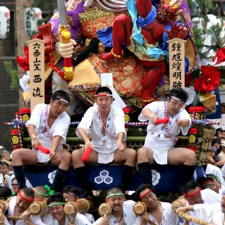博多祇園山笠  你準備好了嗎!