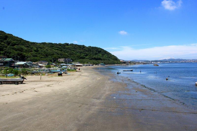 Beaches near Yokosuka Naval Base - Yokosuka, Kanagawa