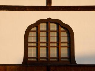 Chi tiết cửa sổ — thiết kế đơn giản đẹp nhất của Nhật Bản.