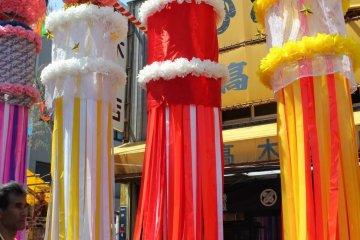 <p>Fukaya&#39;s Tanabata&nbsp;matsuri&nbsp;</p>
