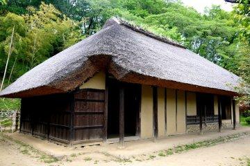 Nagai Residence in Yakushiike Park