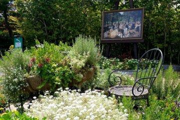Garden Museum on Mount Hiei