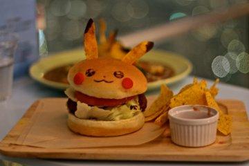 ปีกาจูคาเฟ่(Pikachu Cafe)