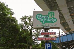 ยินดีต้อนรับเข้าสู่ทัวร์เบียร์ที่ Beer Village