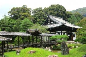 高台寺蓬莱山水庭院