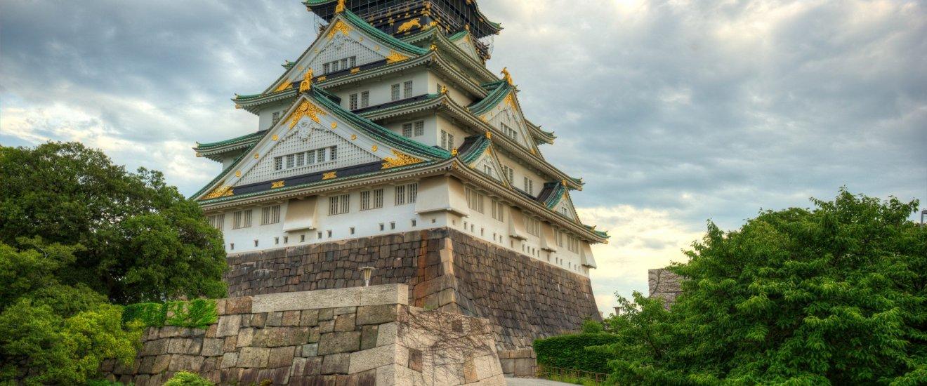Osaka Castle Osaka Japan Travel Japan Tourism Guide and Travel Map