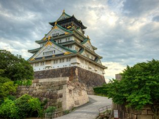 My Visit to Osaka Castle