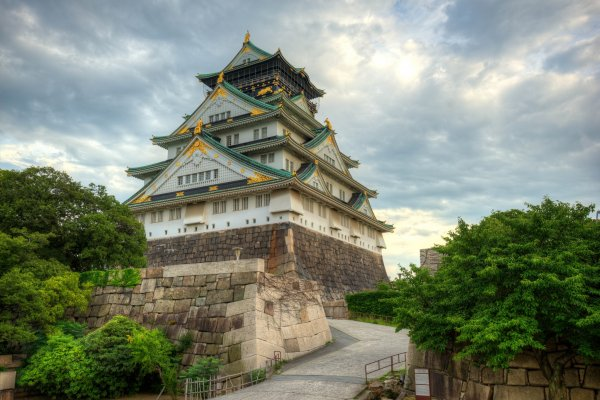 Osaka Castle - Osaka - Japan Travel - Tourism Guide, Japan ...