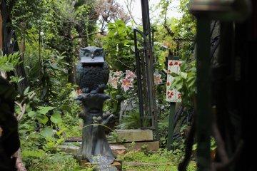<p>One secret garden of many</p>
