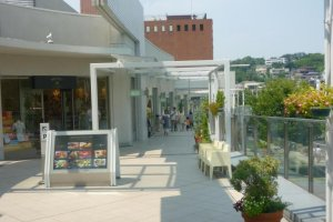 Hoshigaoka Terrace shopping complex, Nagoya.