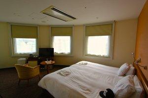 หลังจากตะลุยไปทั่วโตเกียวมีอะไรจะดีไปกว่าที่นอนสบายๆ