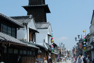 <p>The Bell Tower is a must-visit on your trip to Kawagoe</p>