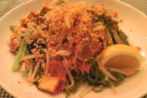 "The restaurant's namesake, ""Green Pad Thai"""