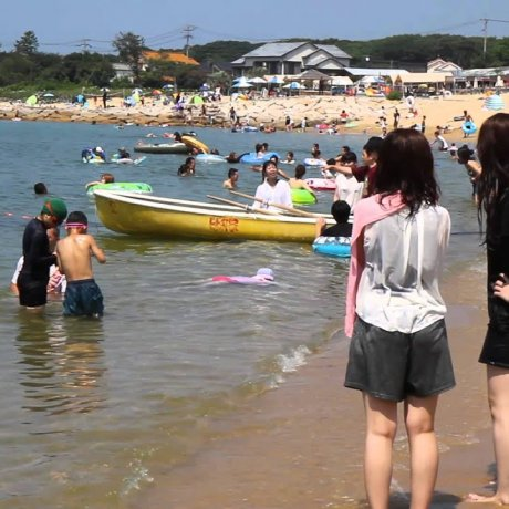 A Fukuoka Summer at Keya Beach