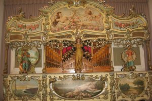 The French Fairground  Organ