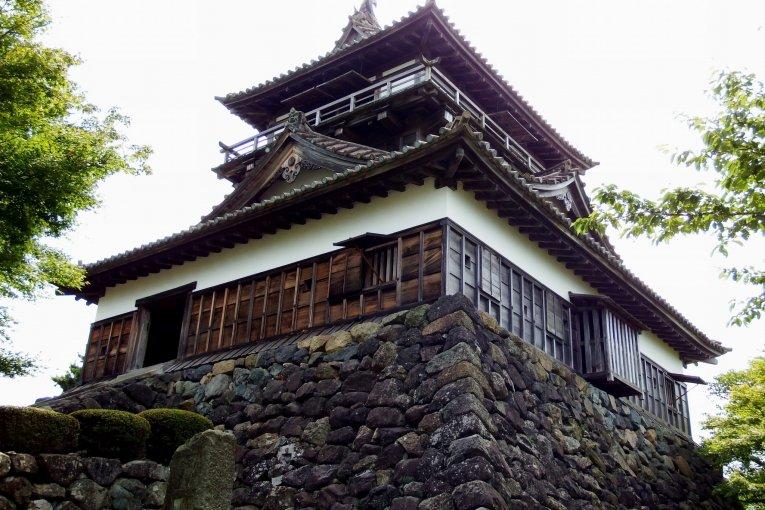 Haunted Castle in Maruoka, Fukui