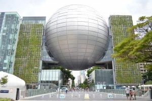 Nagoya City Science Museum พิพิธภัณฑ์วิทยาศาสตร์ใจกลางเมืองนาโกย่า แหล่งเรียนรู้มีสาระที่มาพร้อมความสนุก