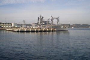 JSDF ship