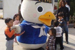 YY Festival mascot