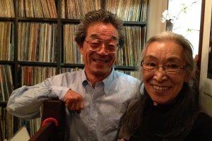 Yusa-san and Fumiko-san
