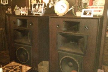 Custom built Monster Speakers!