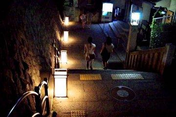 Enoshima Lanterns