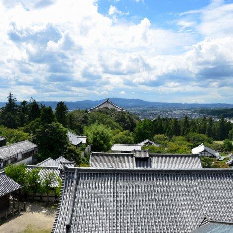 Điện Nigatsu-do ở chùa Todai