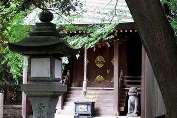 敦賀、気比神宮の摂末社