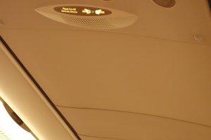 ขึ้นเครื่องปุ๊บเล็งป้ายนี้ก่อนเลย จะได้รู้ว่าชีวิตจะดีไหมบนเครื่อง 55