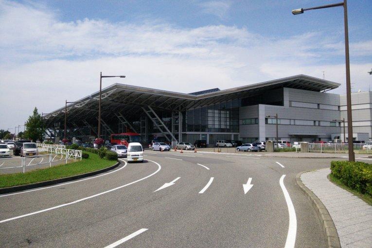 L'Aéroport de Niigata
