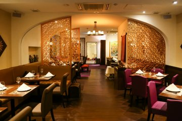 <p>Main interior at&nbsp;Ananda Thai</p>