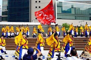 เทศกาล Domannaka แห่งนาโกยะ