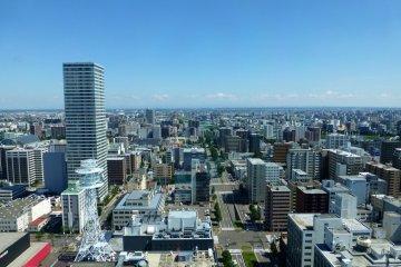 <p>Eastern Sapporo</p>