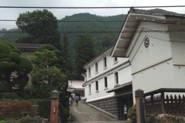 Tokyo's Sake Brewery Sawanoi