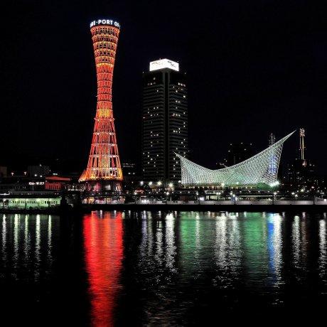 Kobe về đêm: Phép màu tinh khiết!