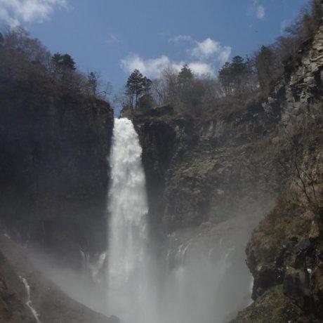 Nikko's Kegon-no-taki Falls