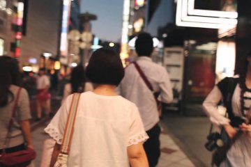 Một giờ ở Shibuya