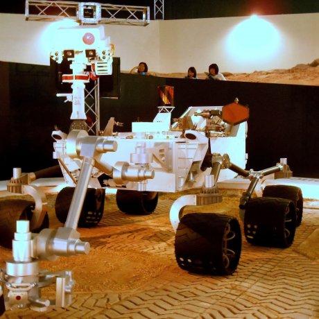 SPACE EXPO 宇宙博2014 - 幕張メッセ