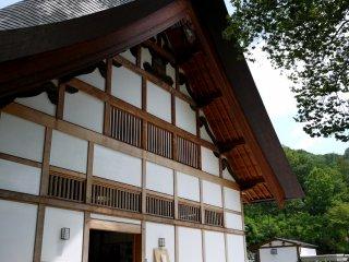 Main Hall of Enko-in