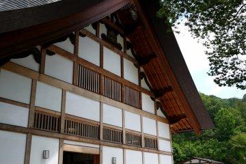 <p>Main Hall of Enko-in</p>