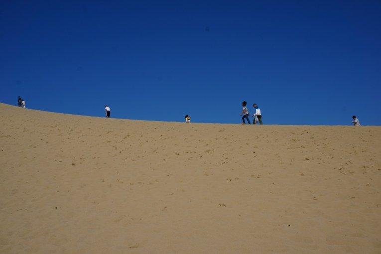 เที่ยวเนินทราย Tottori
