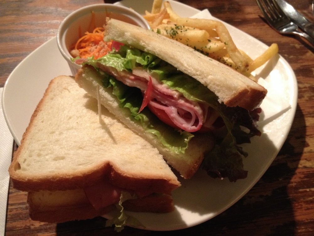 Fresh and delicious BLTs are available every day