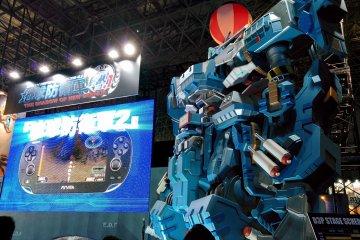 <p>Giant robots</p>
