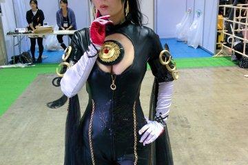 <p>Bayonetta cosplay</p>