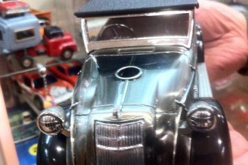 Original Toyota with Cigarette Lighter