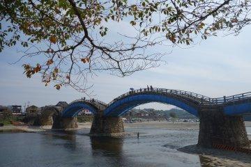หลงเสน่ห์สะพาน Kintaikyo