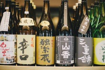 <p>Sake</p>