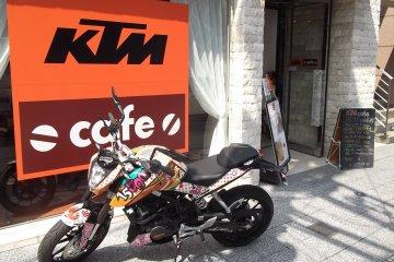 KTM Cafe Harajuku