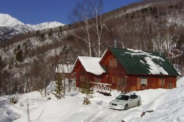 A base for winter sports