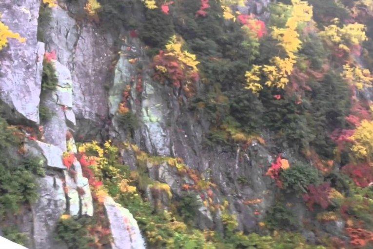 Cung đường Tateyama Alpine